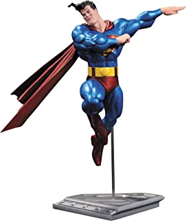 DC Collectibles The All New Metallic Superman by Frank Miller Statue