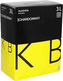 750ml換算で481円 KB シャルドネ オーストラリア 3L [オーストラリア/白ワイン/辛口/1本]