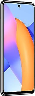 هاتف اونر 10 اكس لايت ثنائي شرائح الاتصال - 128 جيجا، ذاكرة رام 4 جيجا، الجيل الرابع ال تي اي - اسود ميد نايت