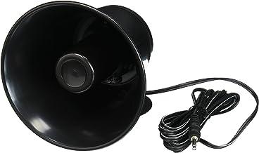 "Outdoor Trumpet Car Horn Speaker – 5"" Pa Horn Speaker w/ 8 Ohms Impedance, 15.."