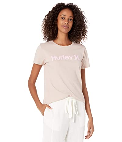 Hurley One Only Perfect Short Sleeve Crew Women