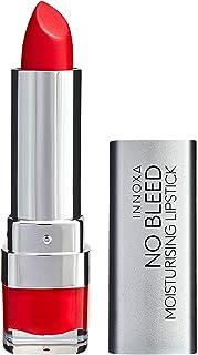 Innoxa No Bleed Lipstick Deep Red 4gm Long Lasting