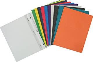 Hilroy Report Covers 11-1/2 X 9-1/8-Inch, Assorted Colors, 50 Covers in Shelf Display -6247