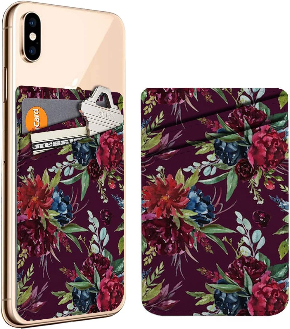 Cheap mail order online shopping shopping Flowers Bouquet Arrangement On Maroon Phone ID Cell Stick C
