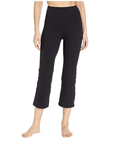 Beyond Yoga High Waisted Original Capri (Jet Black) Women