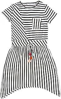 GUESS Línea A Vestido Informal para Niñas