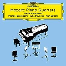 Mozart: Piano Quartets (Live At Pierre Boulez Saal)