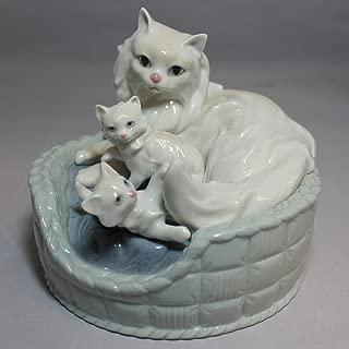 Lladro Kitty Care 06652