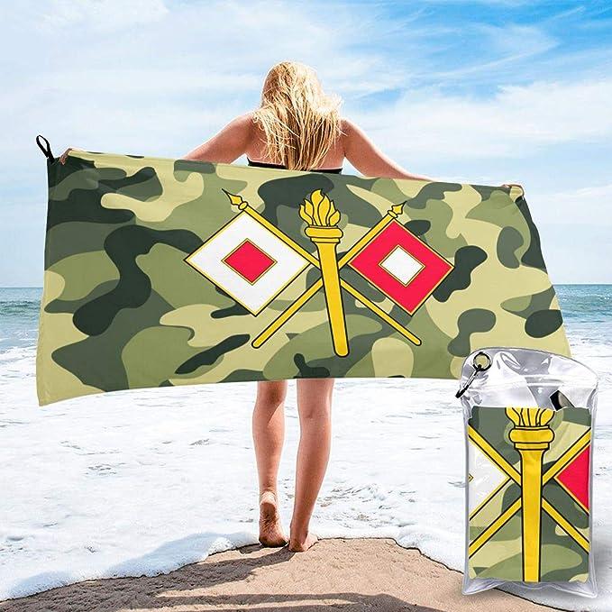Ronda Rousey Microfiber Beach Towel Quick Dry Towels for Travel Yoga Swim Pool 27.5X55