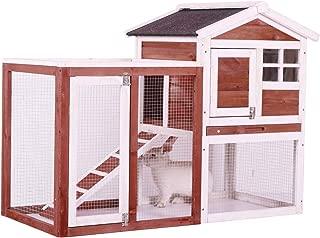 Best merax wooden rabbit hutch Reviews