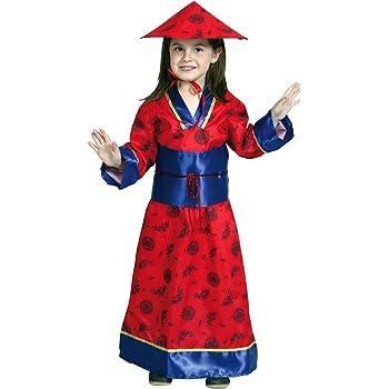 Boys Toys Disfraz China 5-6 años: Amazon.es: Juguetes y juegos