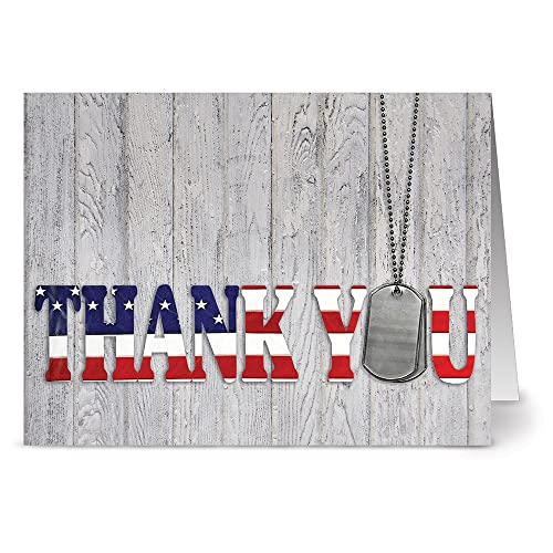 Veterans Day Thank You Cards: Amazon.com