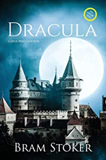 Dracula (Large Print, Annotated)