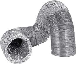Hon&Guan Manguera Flexible de Ventilación de Aluminio