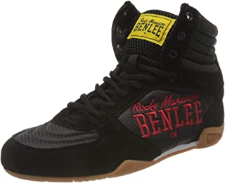 Benlee Mens Leather Box Shoes Jabs