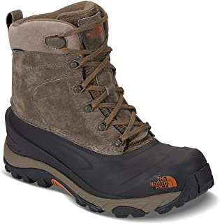 THE NORTH FACE Chilkat III Men's Boots, Mudpack Brown/Bombay Orange