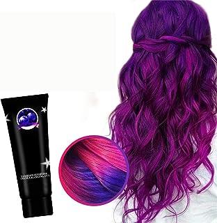 Haarfarbe dunkel lila Herbsttyp: Farben