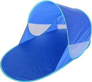 comprar comparacion Kiddus Tienda Carpa Refugio de Playa. 100% Proteccion Anti Rayos UV. Pop up automontable y Plegable. Paravientos. Tela Muy...