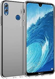 Huawei Honor 8X Max デザイン シェル, Happon ウルトラ スリム 合う キャリーケース デザイン フル 保護 カバー の Huawei Honor 8X Max
