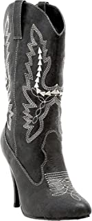 Women's 418-Cowgirl Western Boot