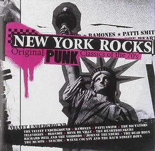 New York Rocks: Original Punk Classics 70's