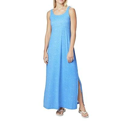 Columbia Freezertm Maxi Dress (Stormy Blue Seaside Swirls) Women
