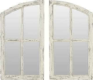 Aspire 6138 Wall Mirror, White