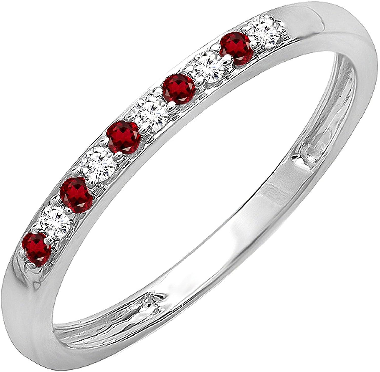 Dazzlingrock Collection 10K Round Diamond White Ladie Popular overseas Superior Gemstone