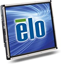 Elo 1537L Open-Frame Touchscreen LCD Monitor - 15-Inch - Surface Acoustic Wave - 1024 x 768 - 4:3 - Steel, Black