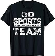 go team t shirt