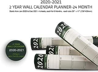 Best 2 year calendar planner Reviews