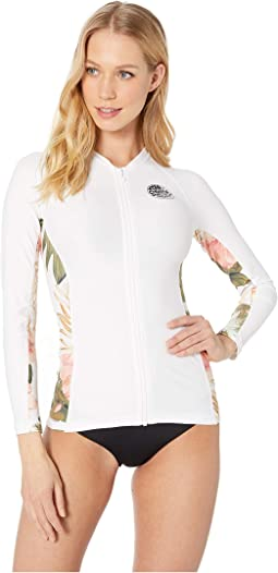 Moontide Zip Through Long Sleeve