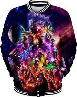 Adult Children Avenger's Endgame 3D Printed Hoodie/Shirt Quantum Sports Superhero Sweatshirt T-Shirt for Men Women