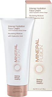 Mineral Fusion Intense Hydration Face Cream, 3.4 Ounces (Packaging May Vary)