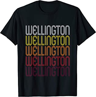 Wellington, UT | Vintage Style Utah T-shirt