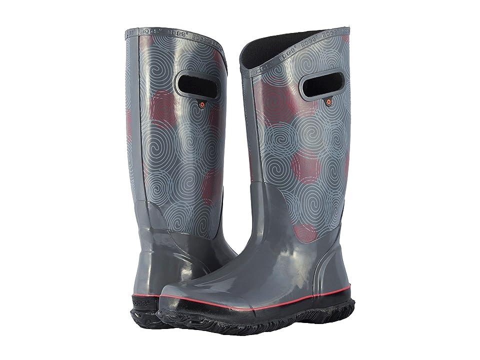 Bogs Rainboot Rings (Gray Multi) Women
