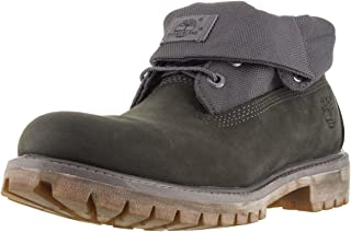 timberland men's icon basic roll top boots