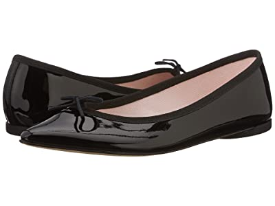 Repetto Brigitte (Patent Black) Women