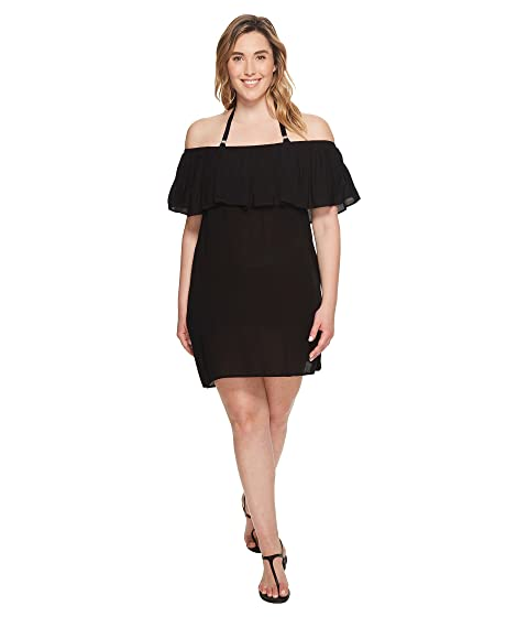 Becca By Rebecca Virtue Plus Size Modern Muse Dress Cover Up At 6pm