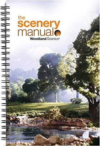 Woodland ScenicsWS 1207 The Scenery Manual by Woodland Scenics