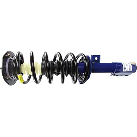 Suspension Strut and Coil Spring Assembly Front Right Monroe 182209