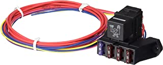 Painless Performance 70213 Cirkit Boss Weather Sealed Auxiliary Fuse Block, 3 Ignition-Hot Circuits