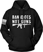 Tactical Pro Supply USA Sweatshirt Hoodie- American Flag Patriotic Jacket Sweater for Men or Women