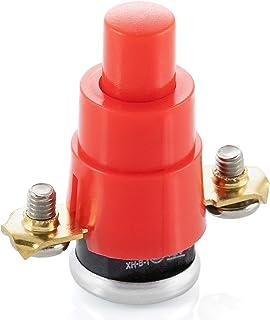 Poppstar Thermoschutzschalter für Kabeltrommel 1-polig, 250V, 16A, 56°, Ersatzteil als Sicherung gegen Überhitzung