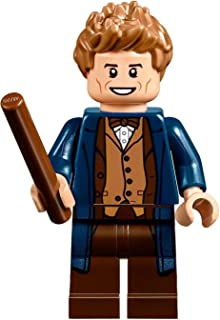 LEGO Fantastic Beasts and Where to Find Them Minifigure - Newt Scamander