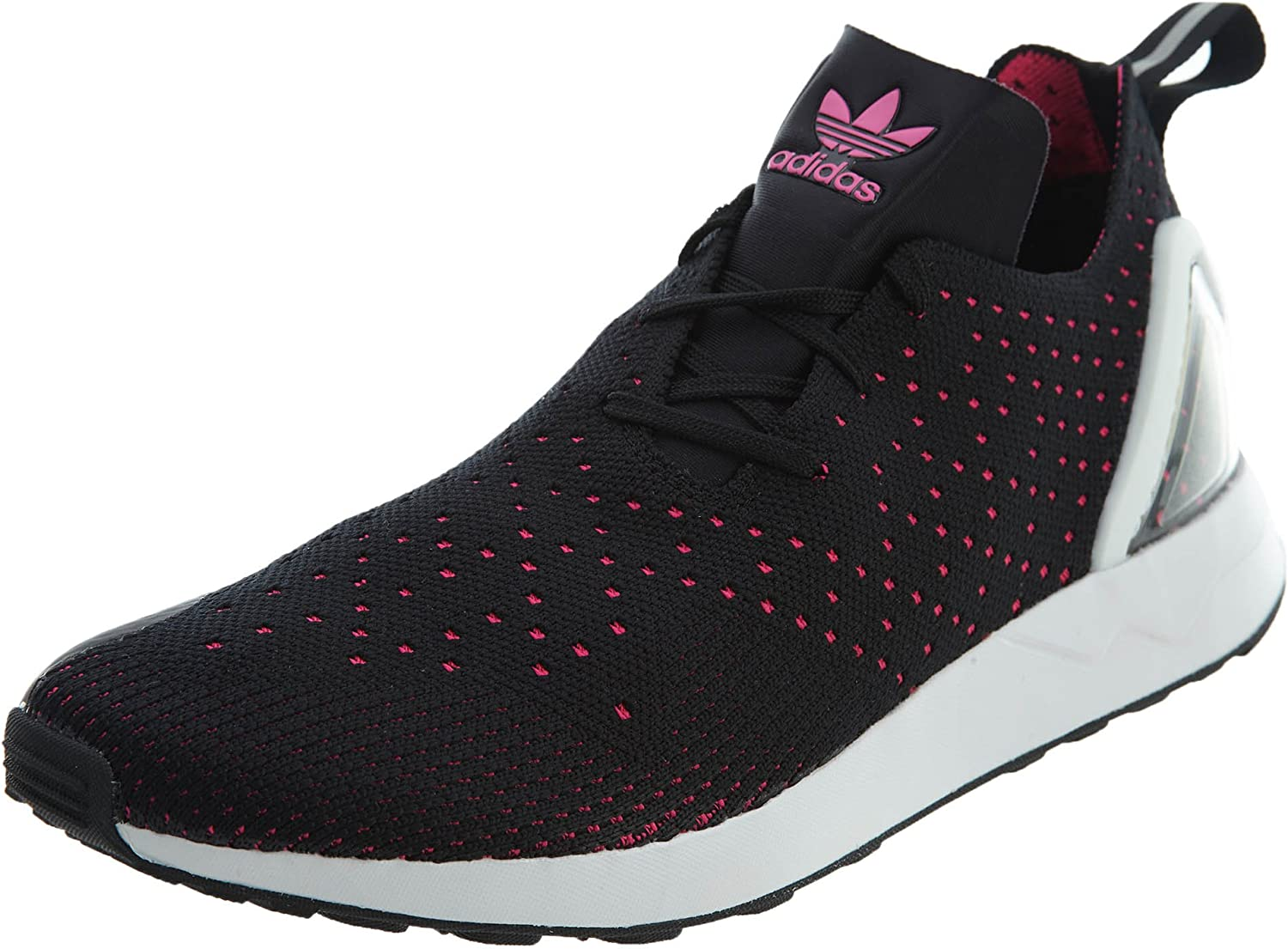 Adidas Zx Flux Adv Asym Pk Mens Style  S79063-Blk Pink Wht Size  13