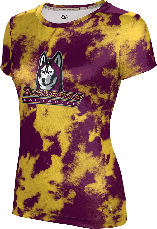 ProSphere Bloomsburg University Girls' Performance T-Shirt (Grunge)