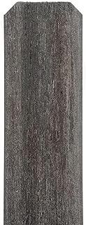 gray composite fencing