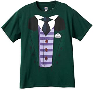 men's haunted mansion costume