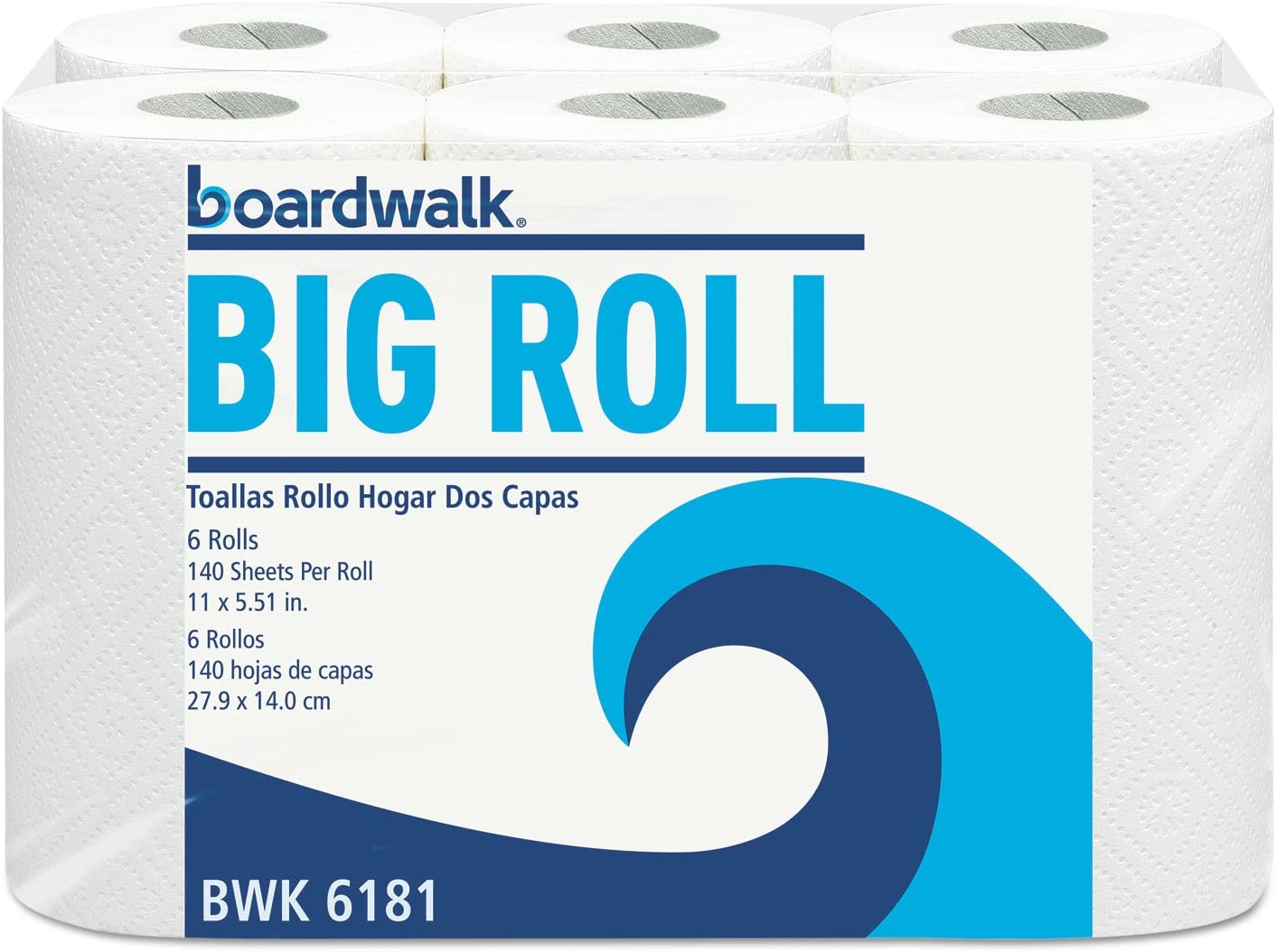 Household Perforated Paper Towel Rolls 1 2-Ply free Outstanding 5.51x11 White